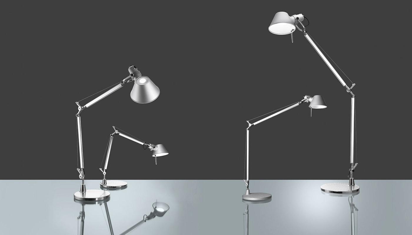 ARTEMIDE TOLOMEO lampada tavolo gallery 10