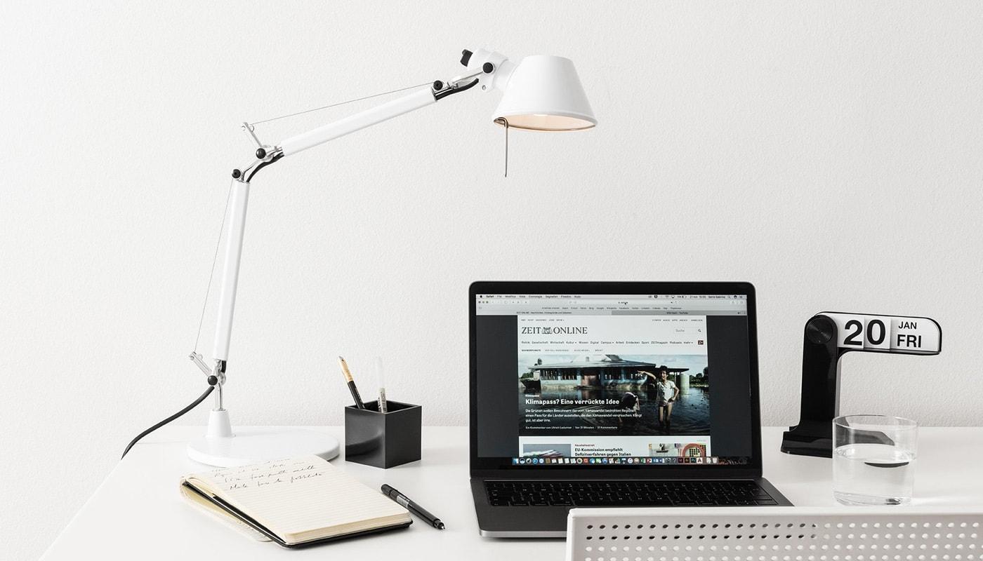 ARTEMIDE Tolomeo lampada tavolo gallery 4