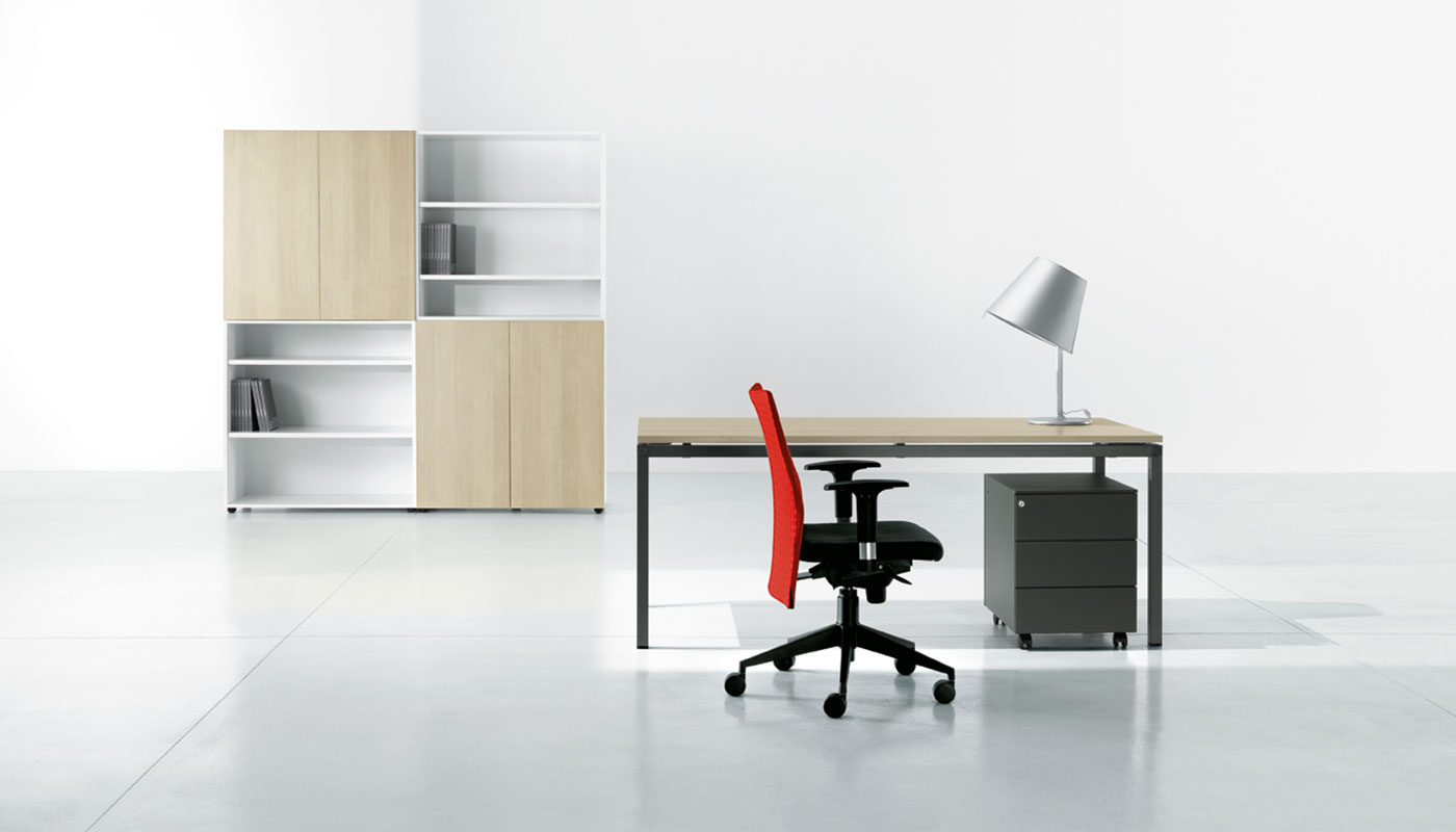 BigBox scrivania operativa