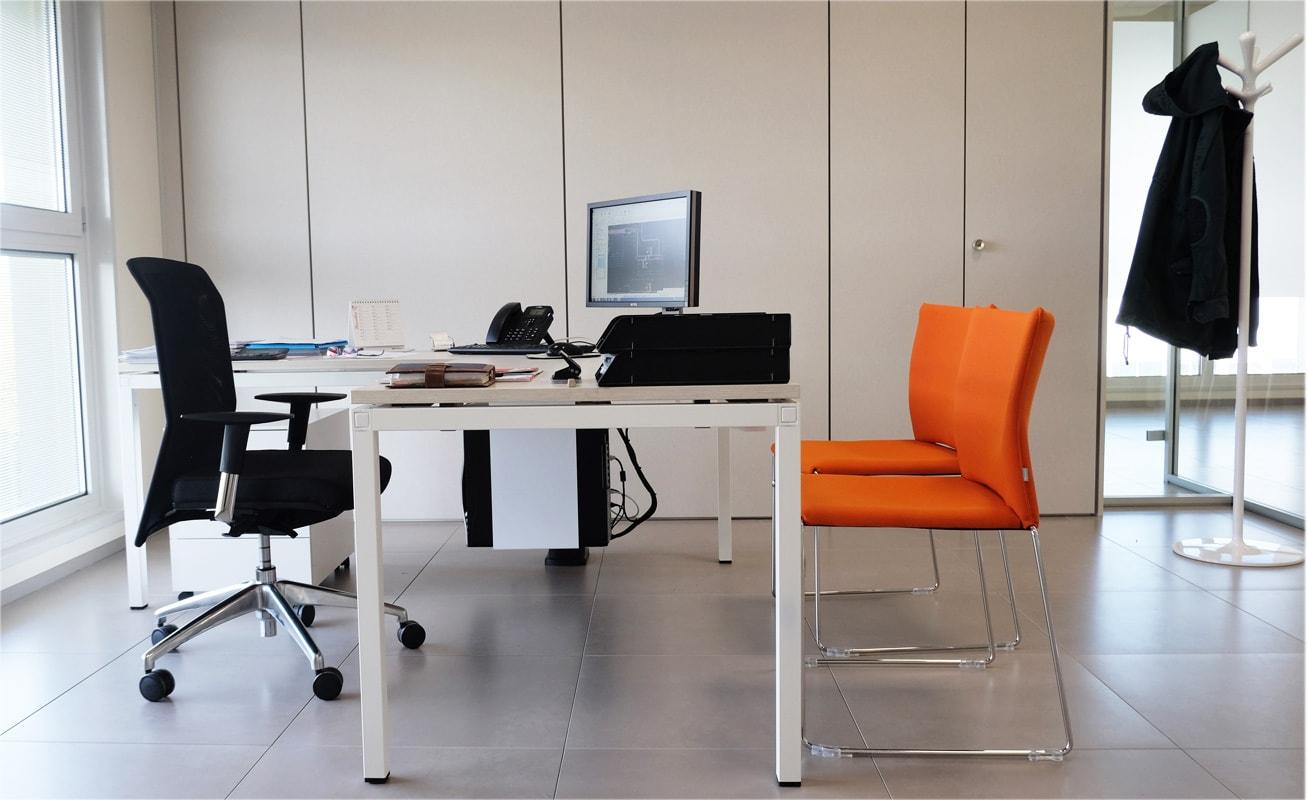 Della Chiara Aqua - Mash seduta ufficio gallery 1