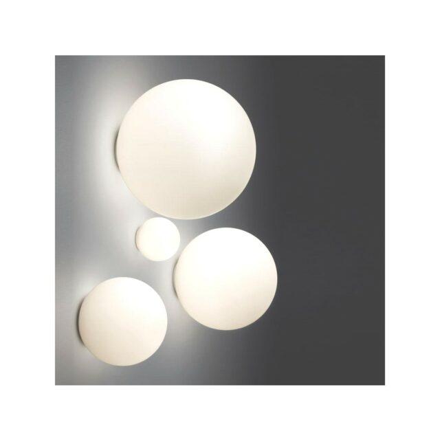 ARTEMIDE Dioscuri lampada soffitto parete