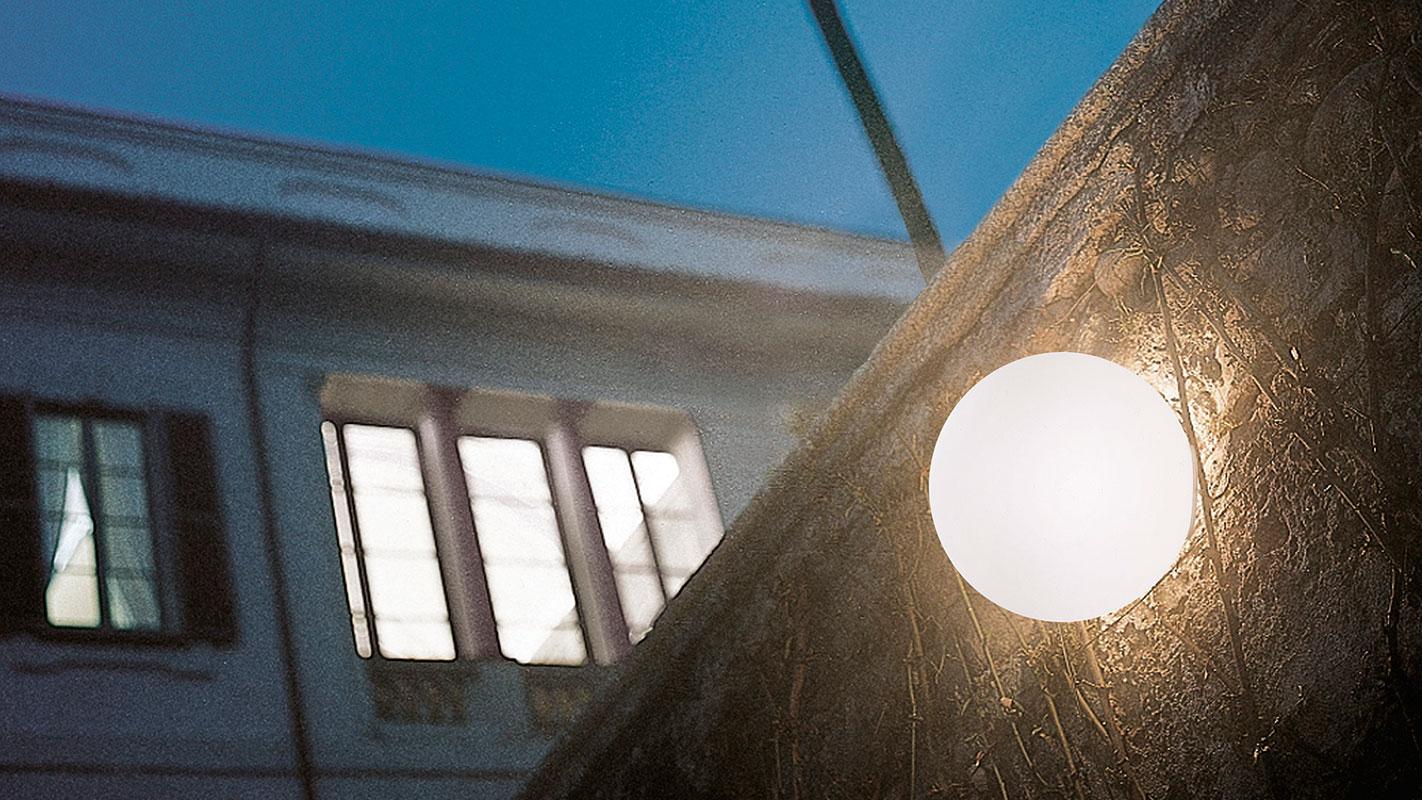 Dioscuri Wall lampada da parete e soffitto