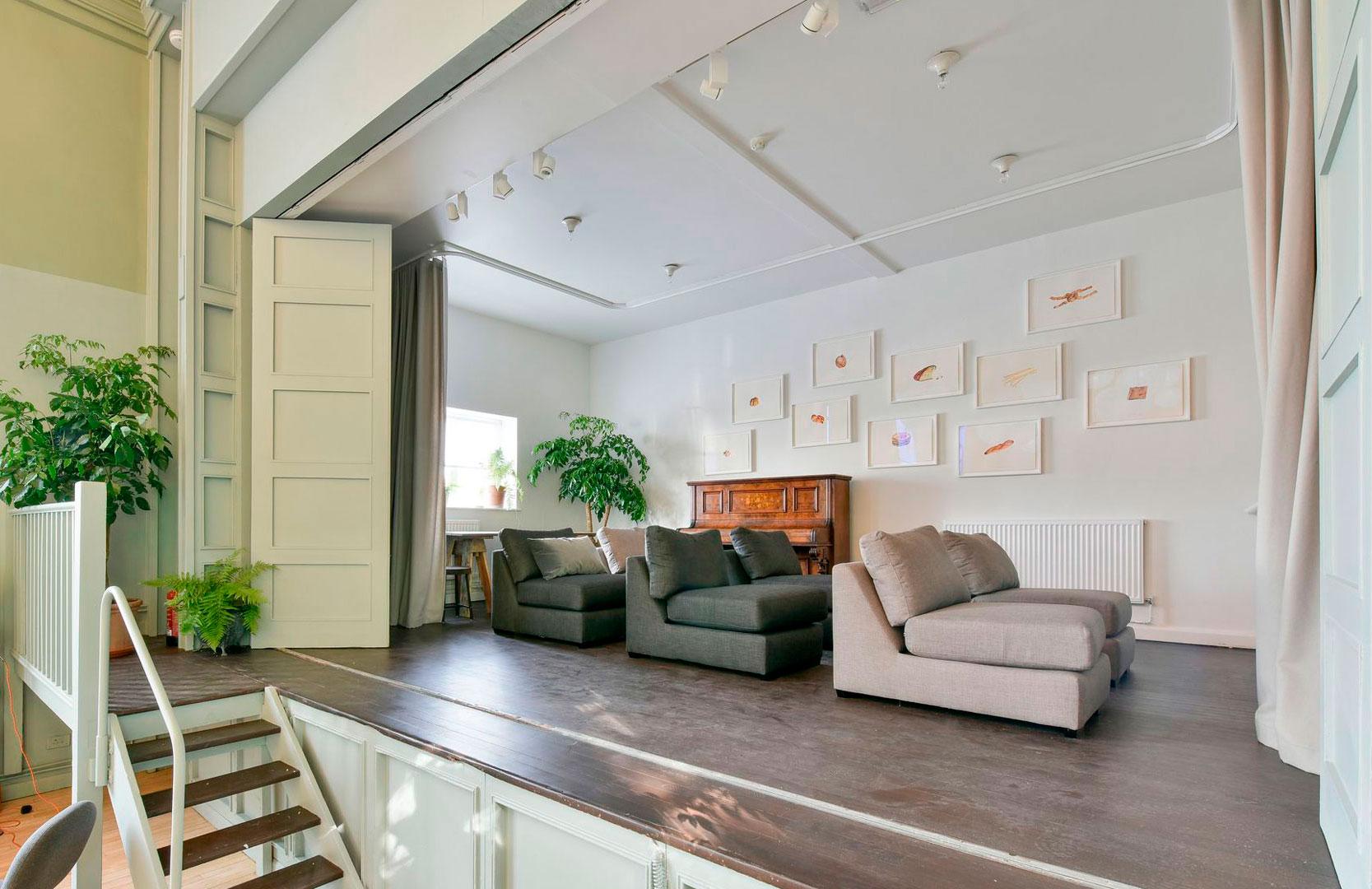 Teti lampada da parete e soffitto