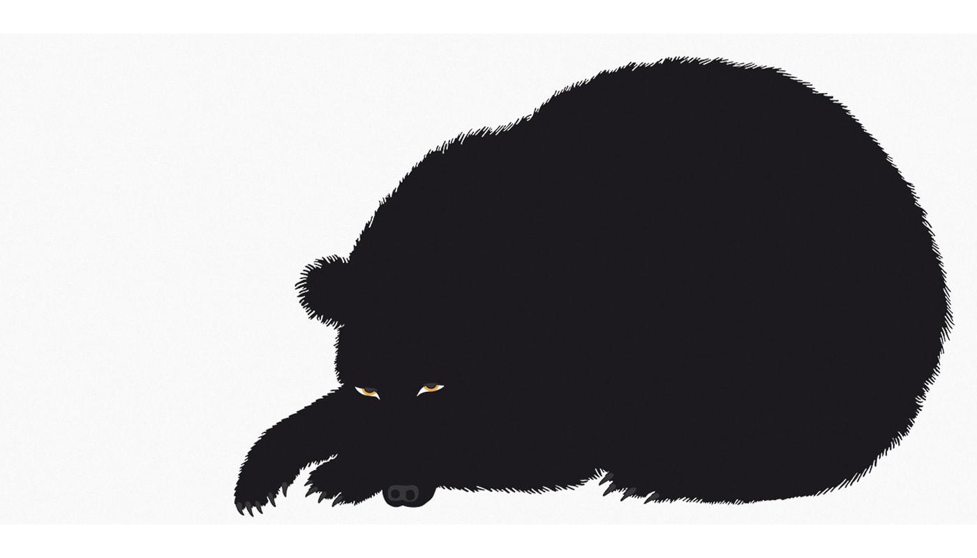 DANESE l'Orso serigrafia gallery2