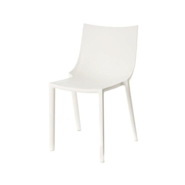 DRIADE Bo sedia bianca
