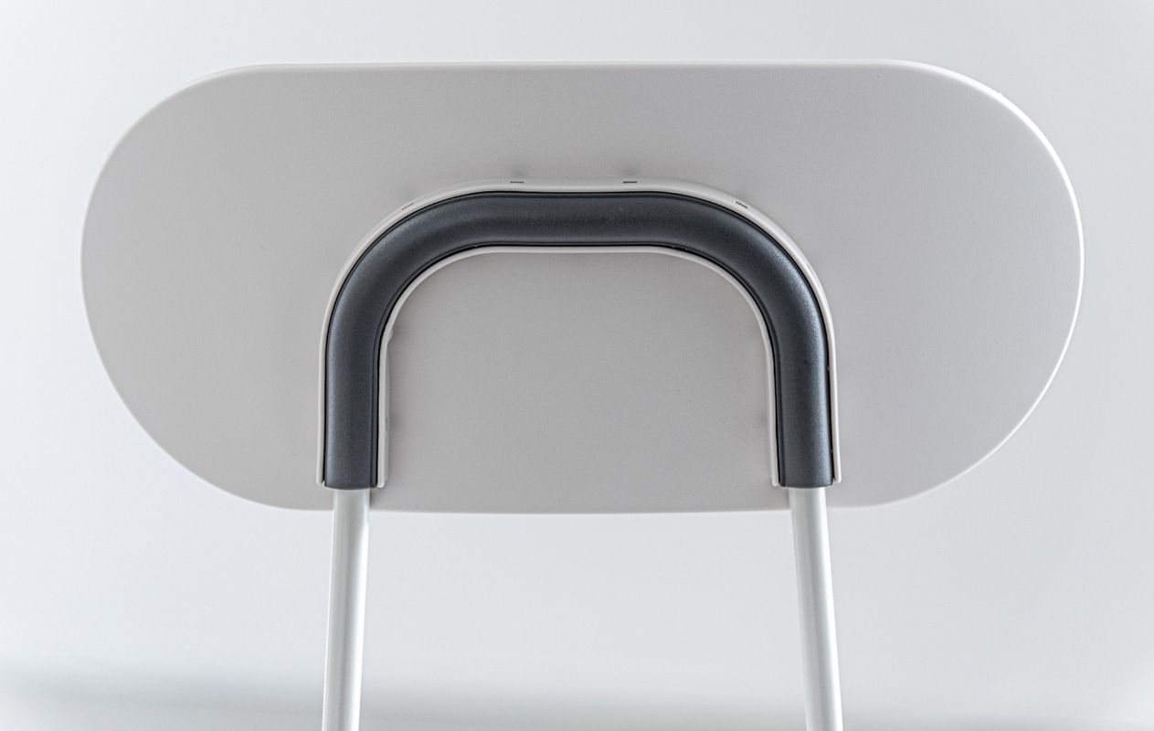MAGIS Mariolina Mono WHITE sedia impilabile gallery dettaglio
