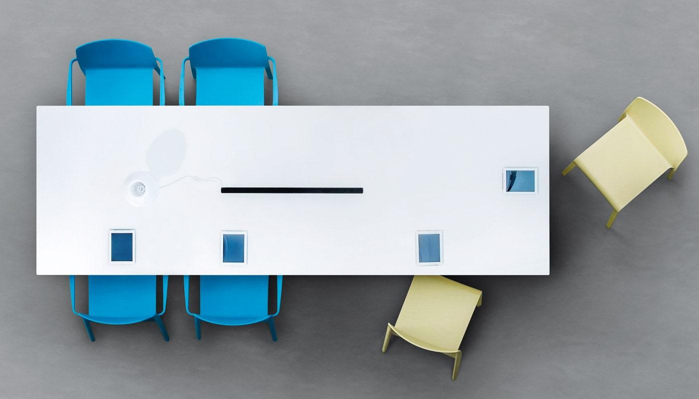 PEDRALI Arki table tavolo gallery 3