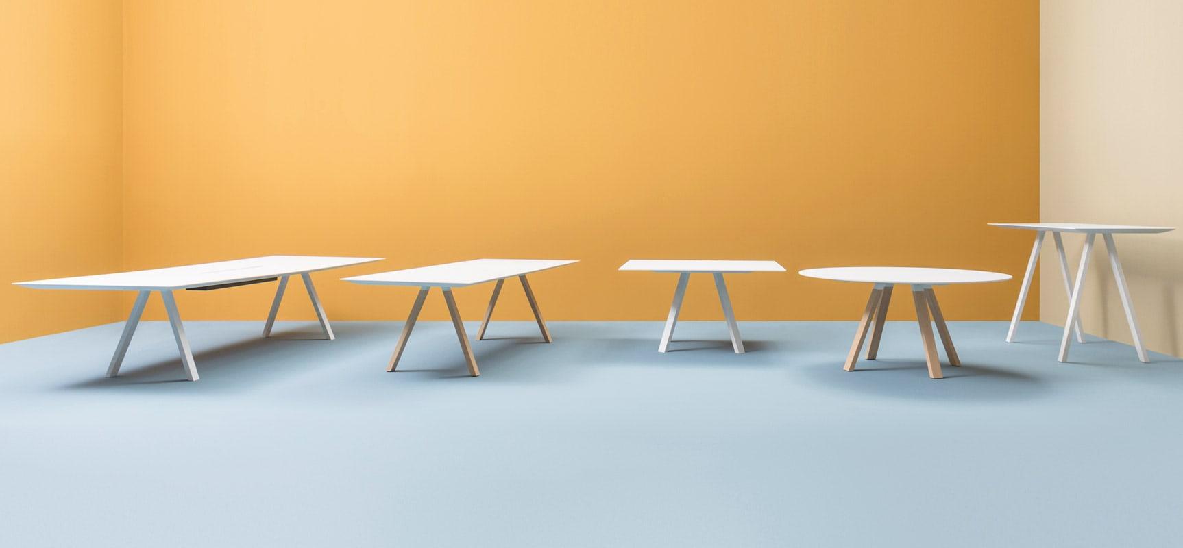 PEDRALI Arki table tavolo gallery 7