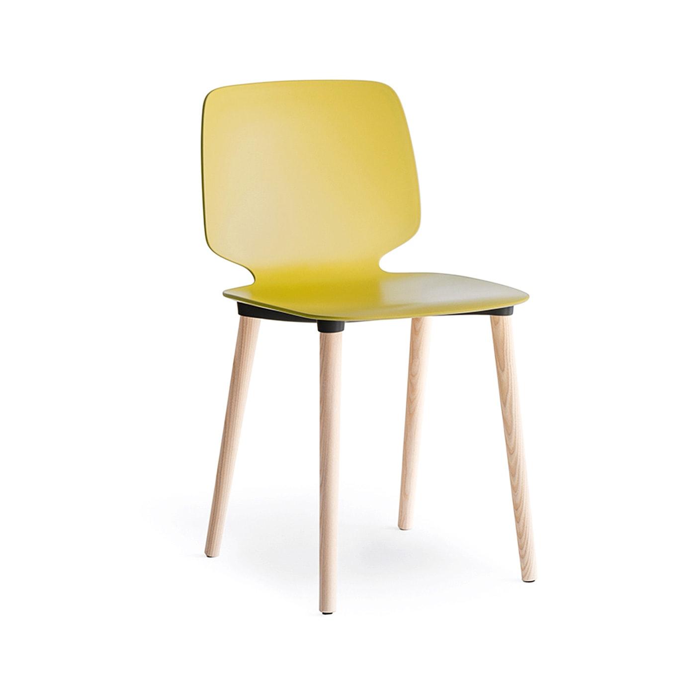 PEDRALI Babila sedia giallo