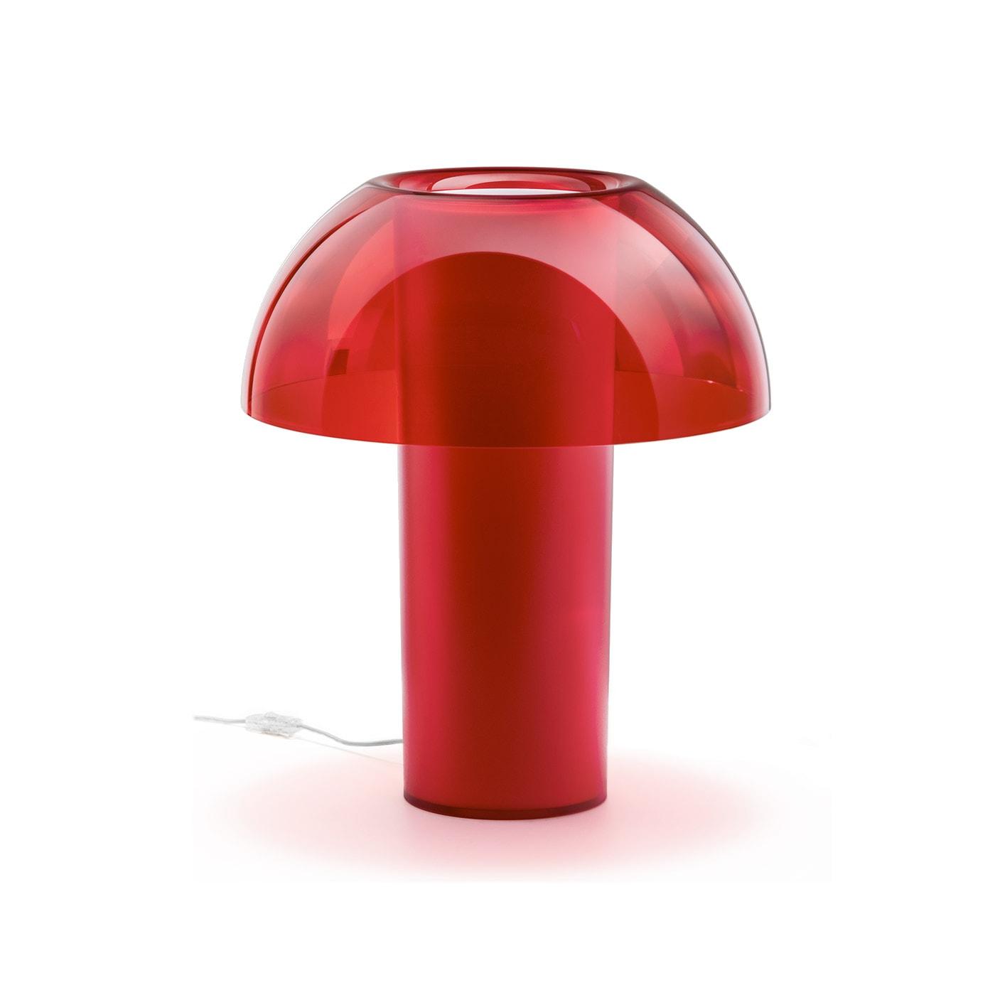 PEDRALI Colette lampada rossa