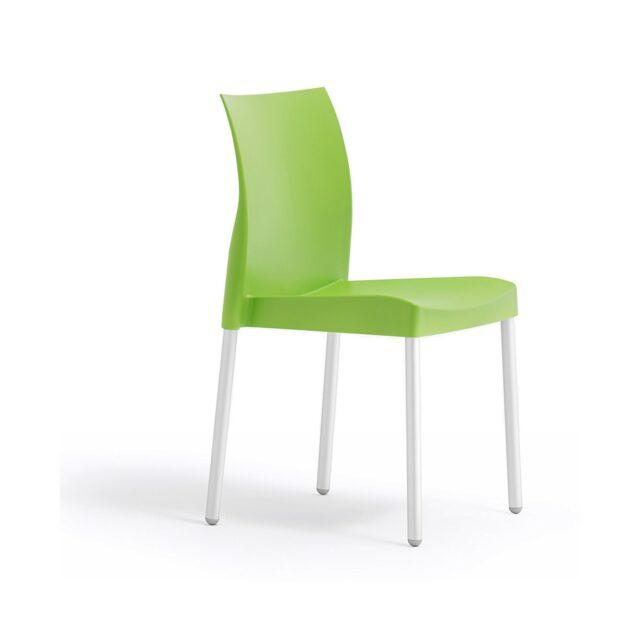 PEDRALI ICE 800 sedia impilabile