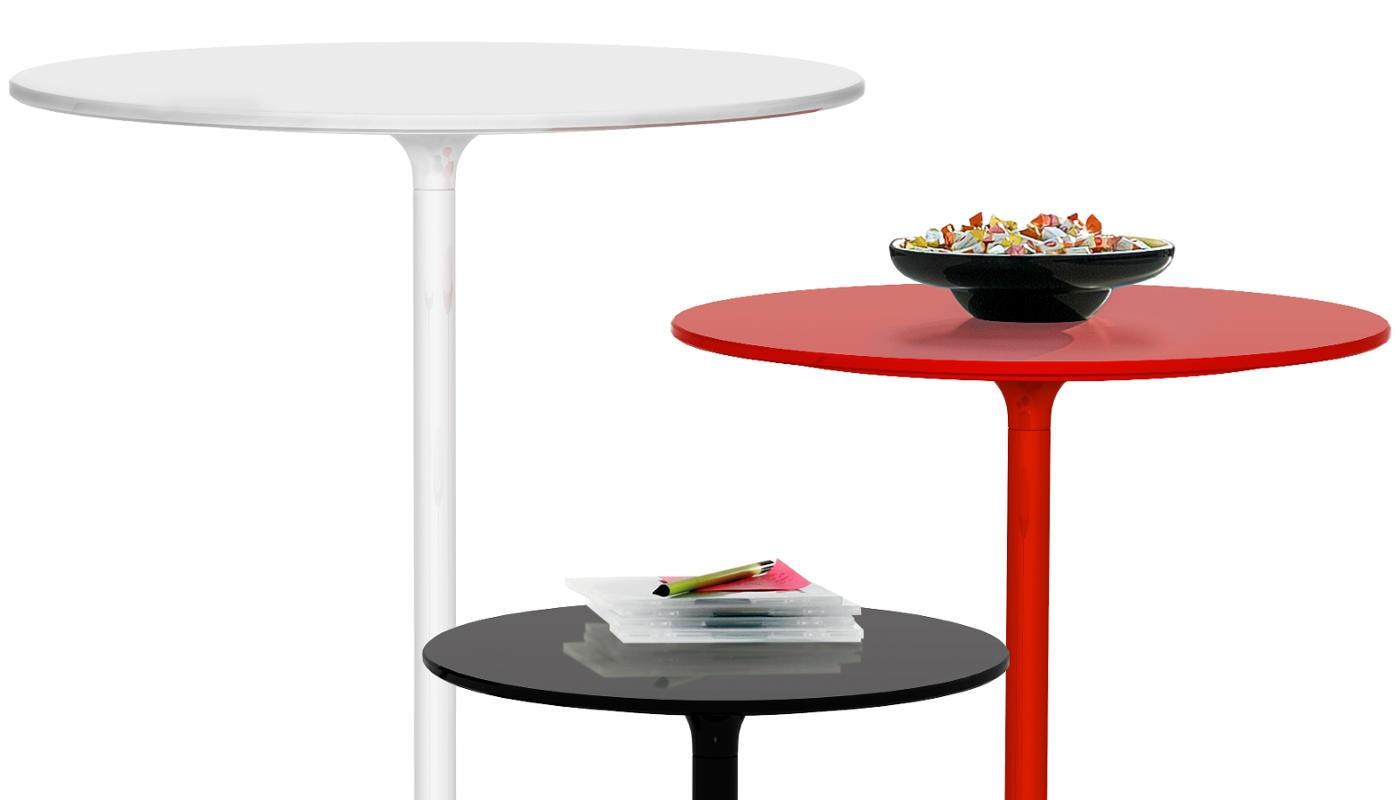 REXITE Poppy tavolino cristallo gallery 2