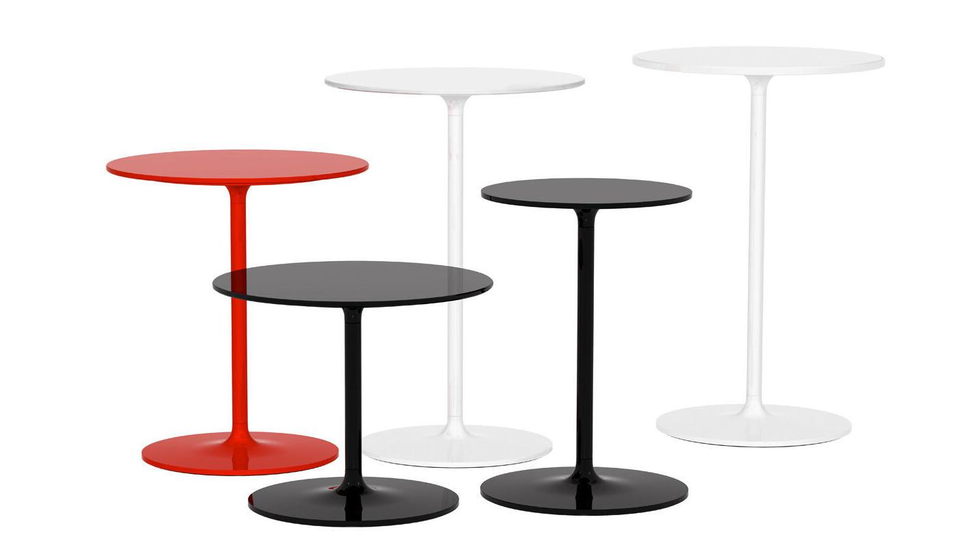 REXITE Poppy tavolino cristallo gallery 3