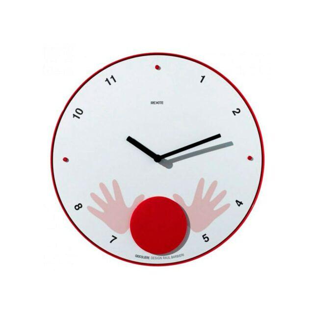 Rexite Appuntamento GIOCOLIERE orologio da parete