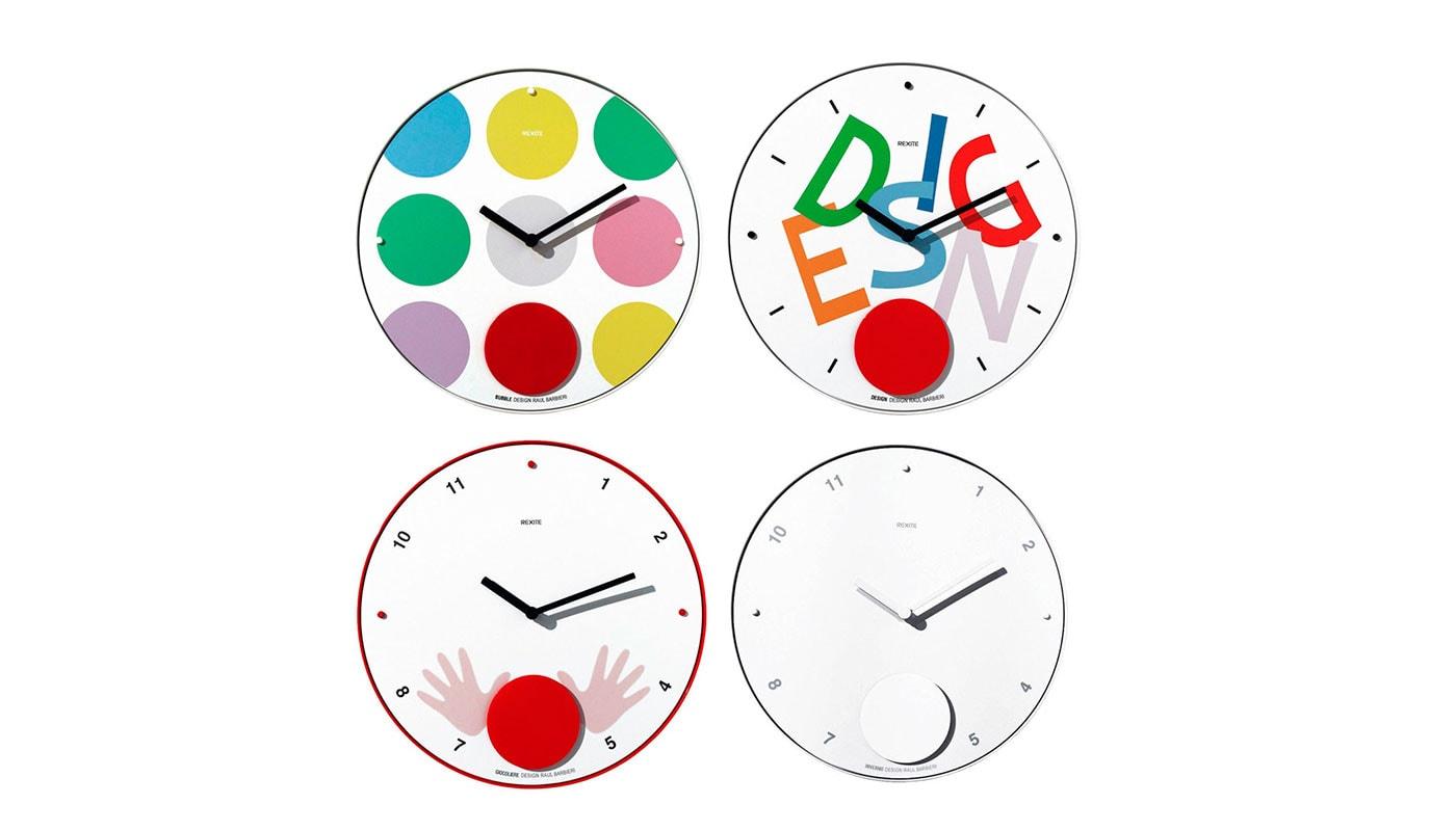 Rexite Appuntamento orologio da parete gallery