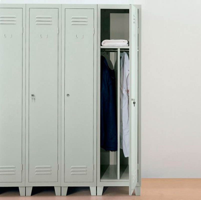 armadio spogliatoio sporco-pulito shop online - gallery