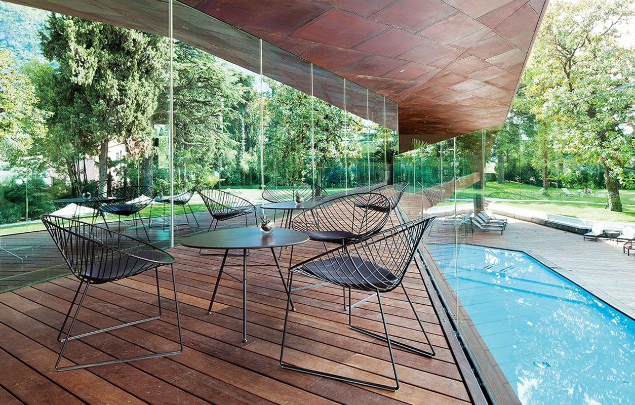 ARPER Leaf poltroncina outdoor gallery1