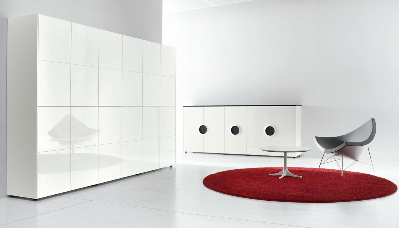 Della Chiara Open contenitore - La Chaise poltron