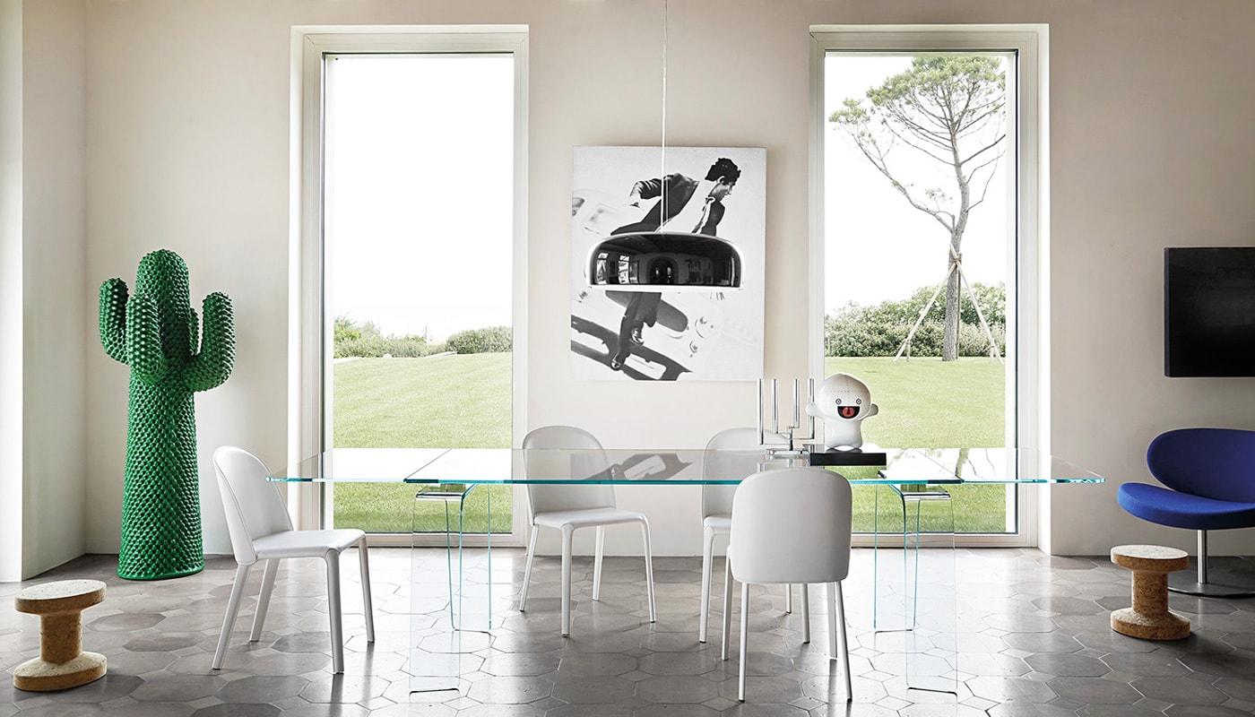 FIAM KAYO tavolo allungabile gallery 2