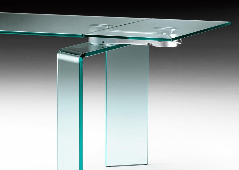 FIAM Ray Plus tavolo vetro gallery 3