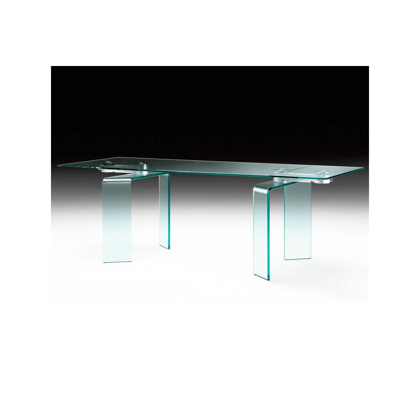 FIAM Ray Plus tavolo vetro