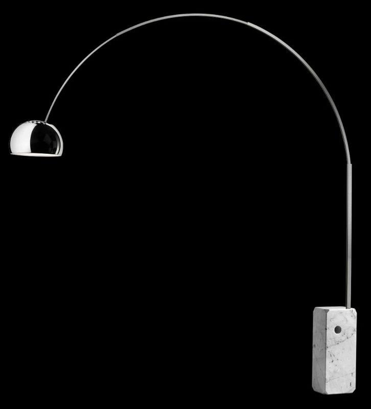 FLOS Arco lampada terra galllery 2
