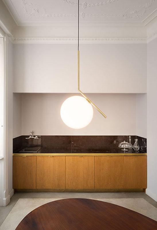 FLOS IC light suspension gallery 1