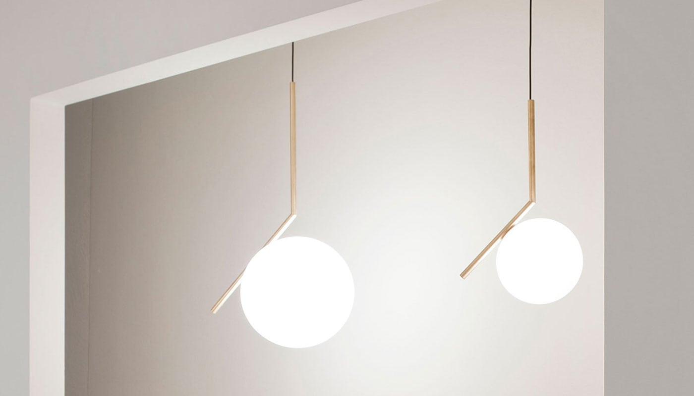 FLOS IC light suspension gallery 3