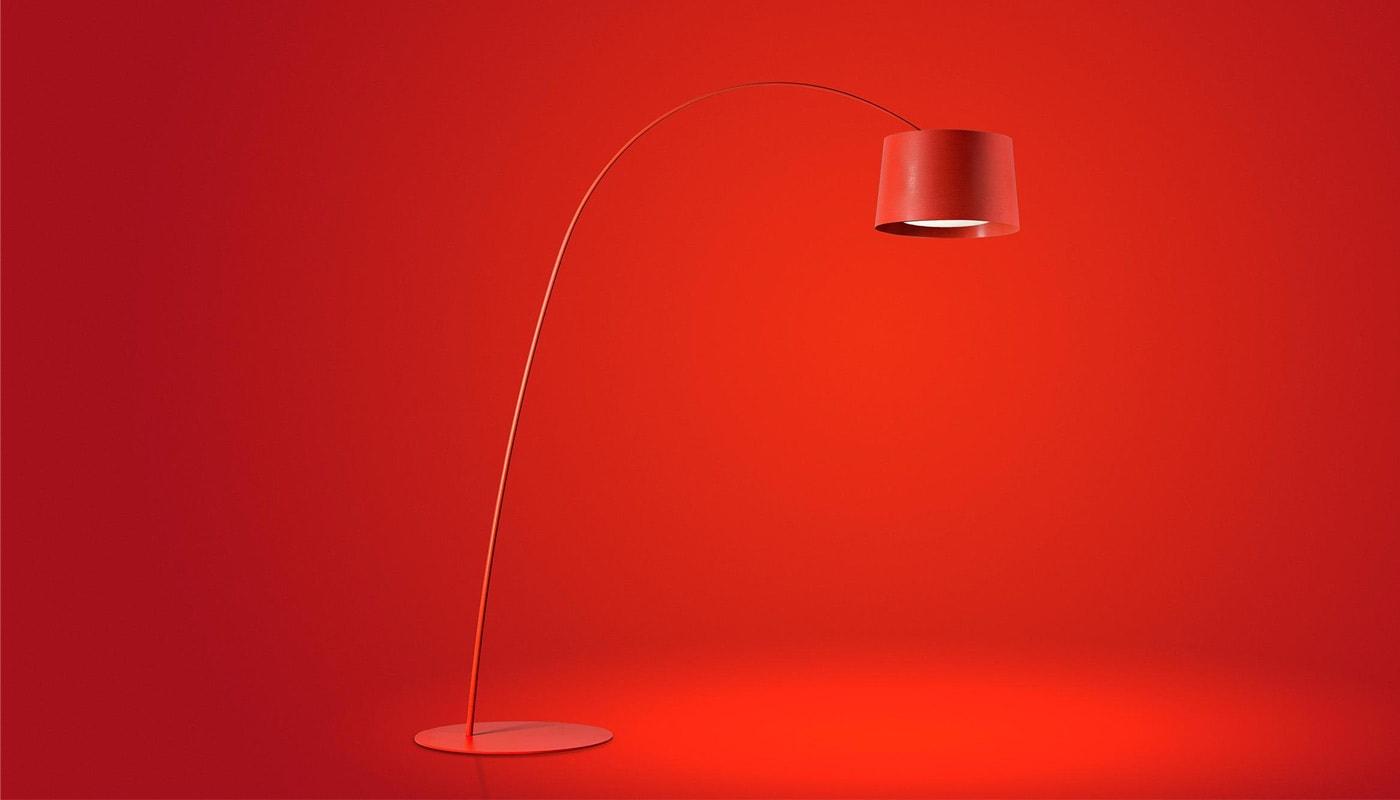 FOSCARINI Twiggy lampada terra gallery