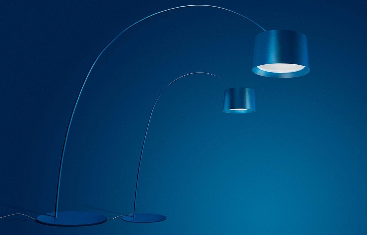 FOSCARINI Twiggy lampada terra gallery 5