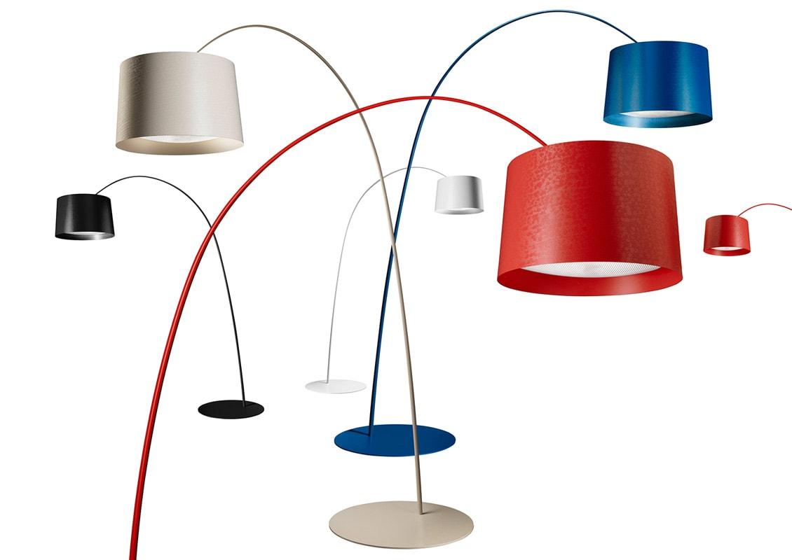 FOSCARINI Twiggy lampada terra gallery 6