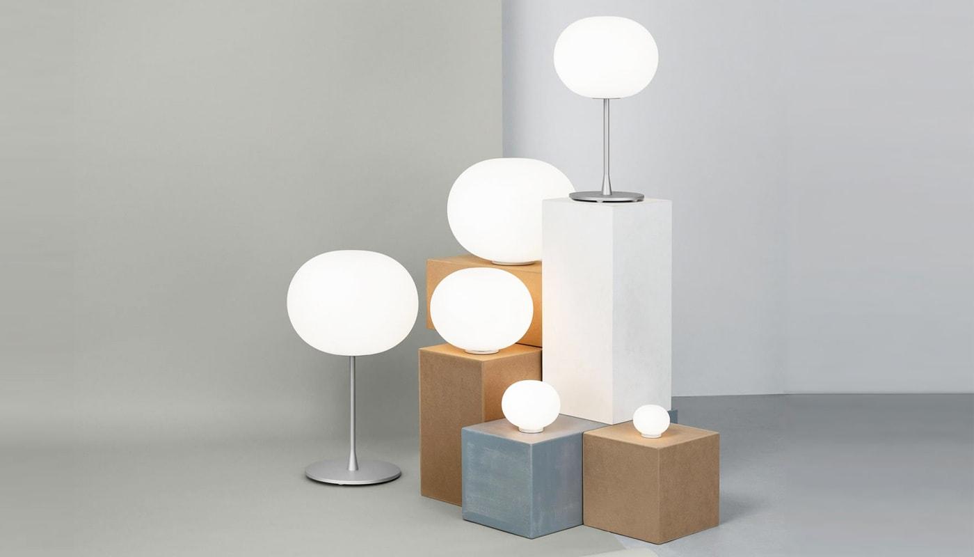 Glo-Ball Basic lampada da tavolo - gallery