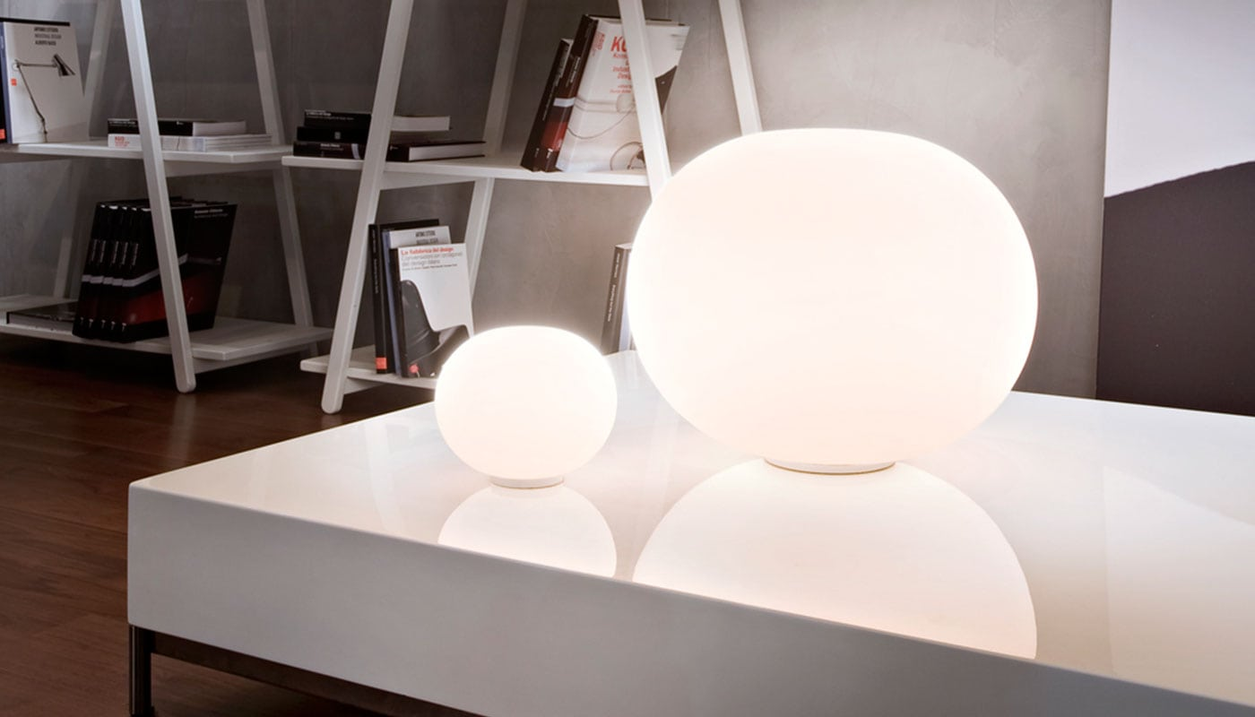 Glo-Ball Basic lampada da tavolo