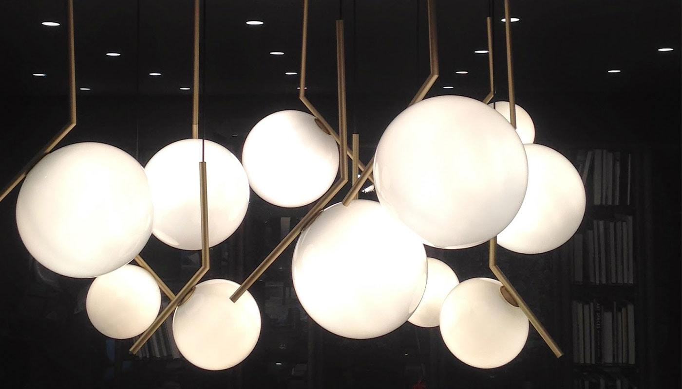 IC Light Suspension lampada
