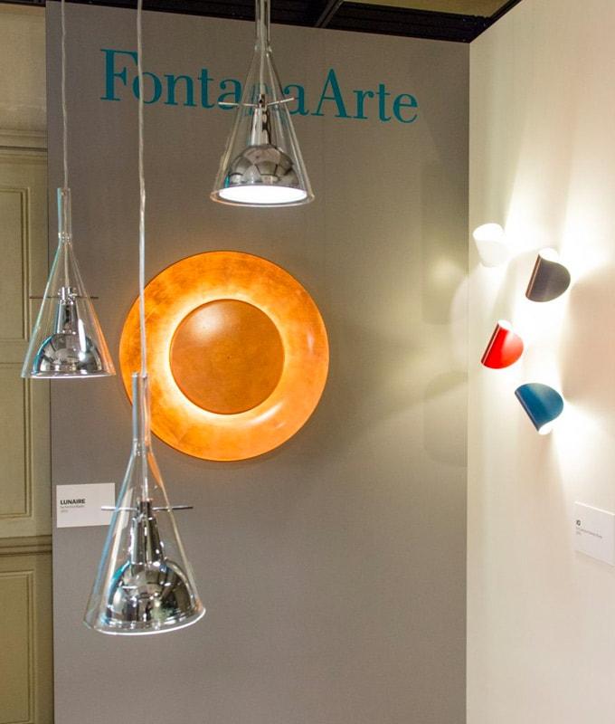 FontanaArte Flute lampada sospensione gallery3