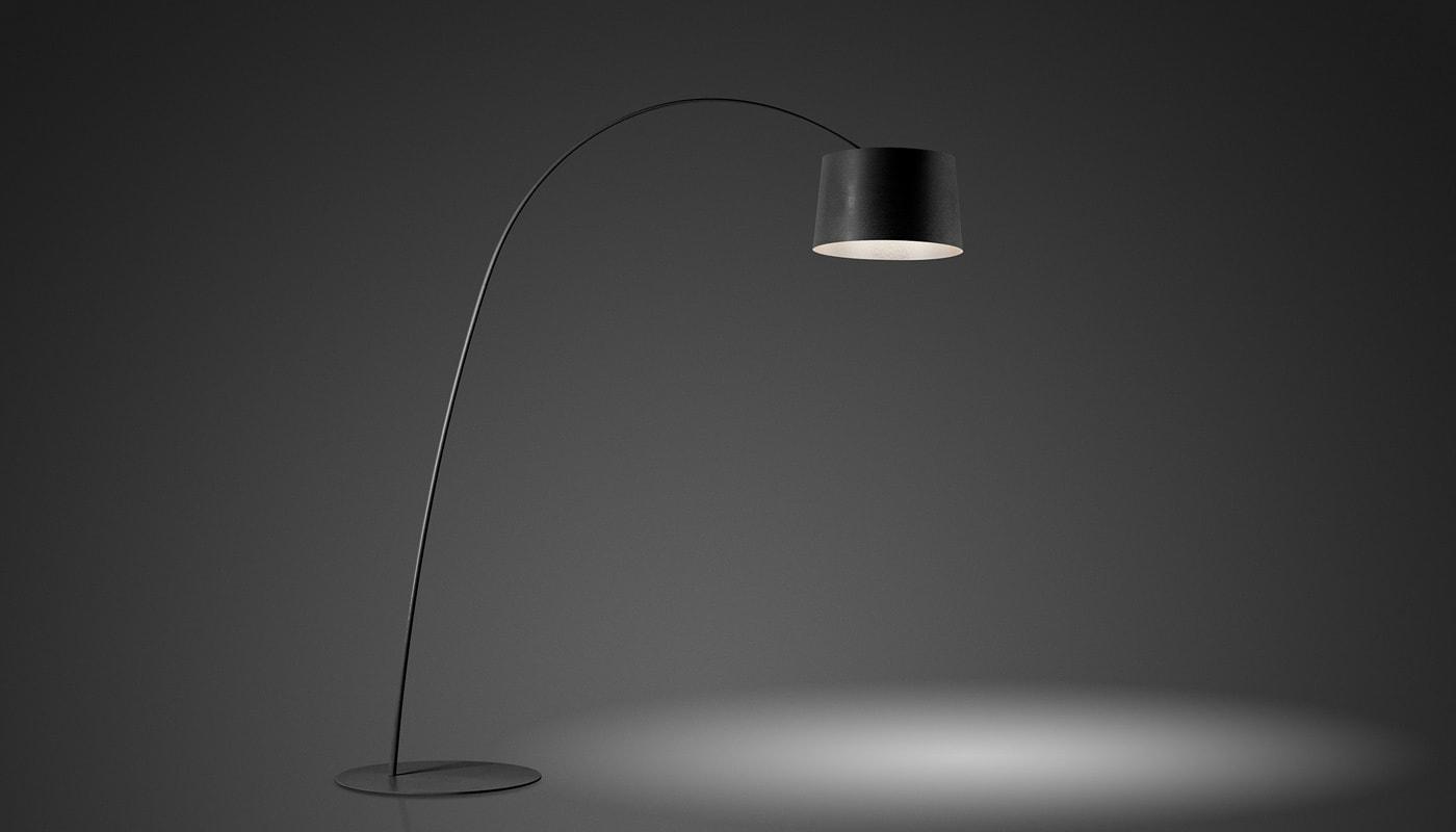 Twiggy lampada da terra