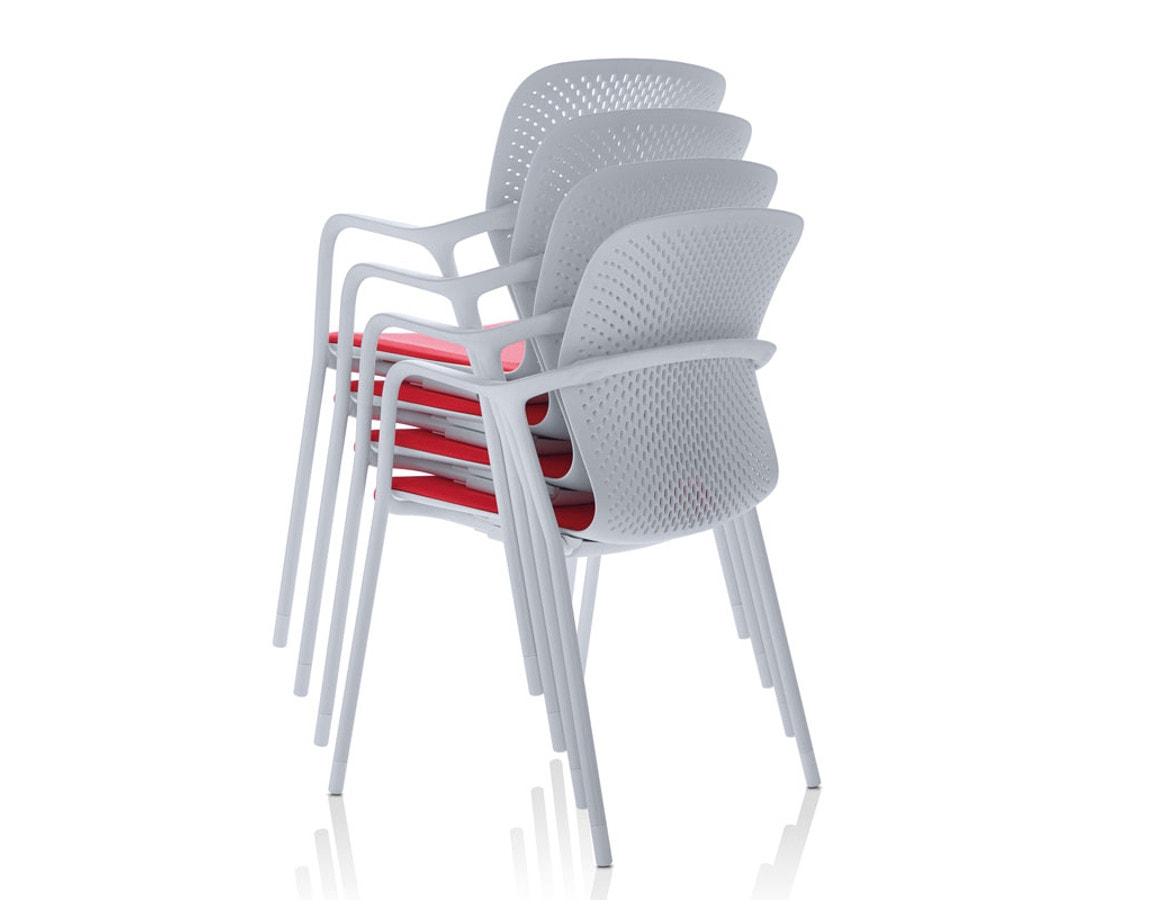 Keyn seduta riunioni a quattro gambe