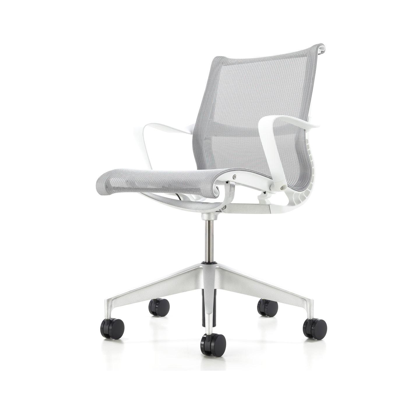 Herman Miller Setu seduta ruote