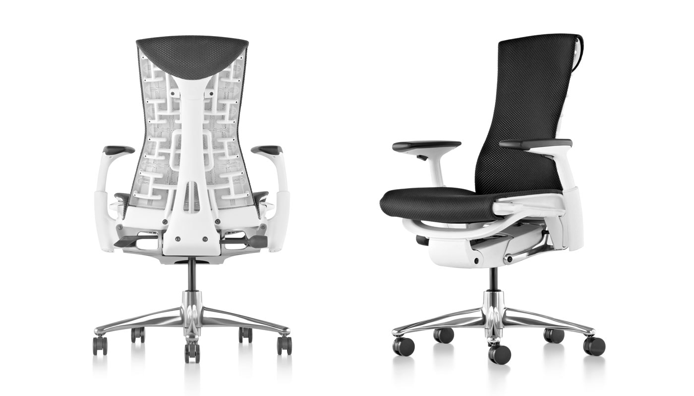 Herman Miller EMBODY seduta performante gallery 2