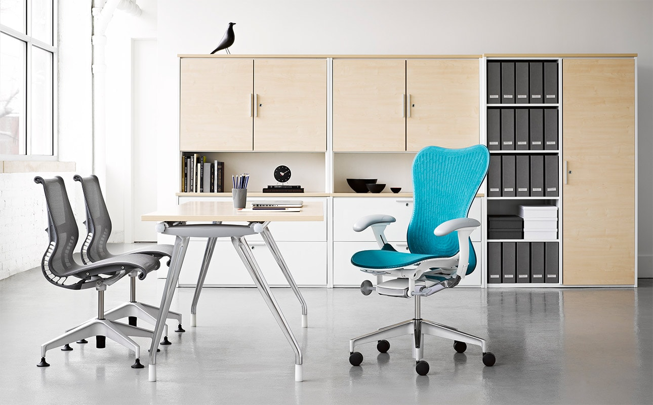 Herman Miller Mirra 2 poltrona ufficio