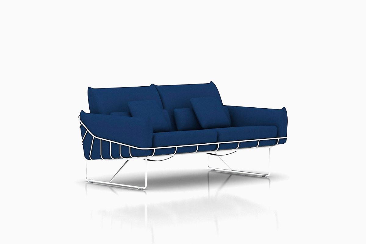 Wireframe Sofa: poltrona o divano