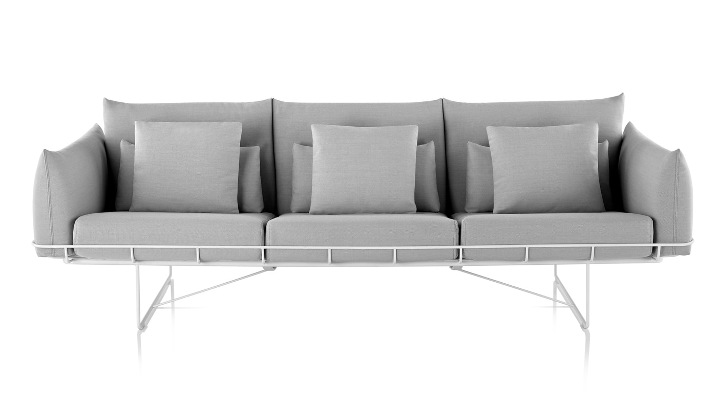 Herman Miller Wireframe divano - gallery 2