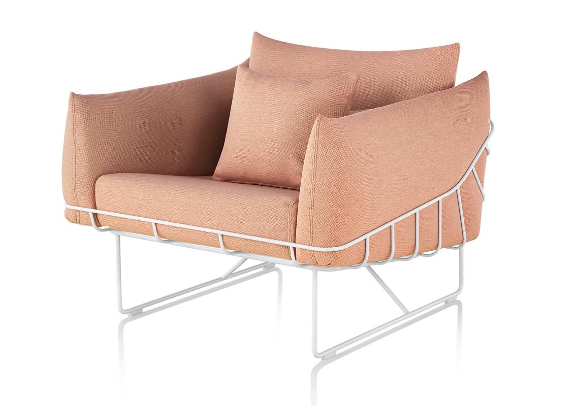 Herman Miller Wireframe sofa gallery8