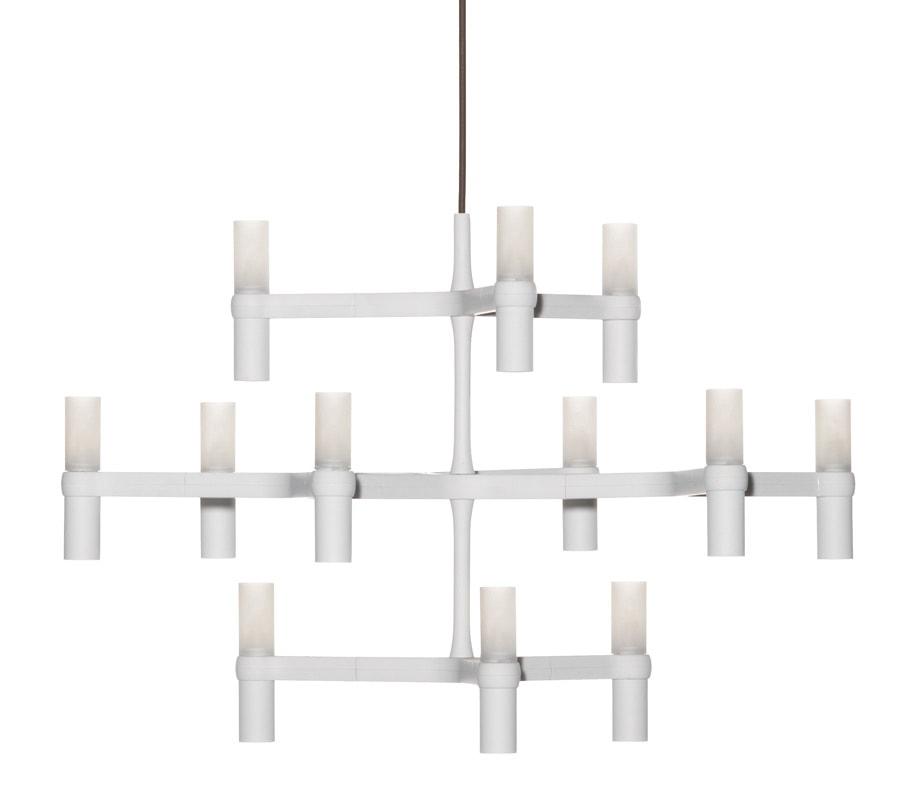 NEMO Crown lampada bianca
