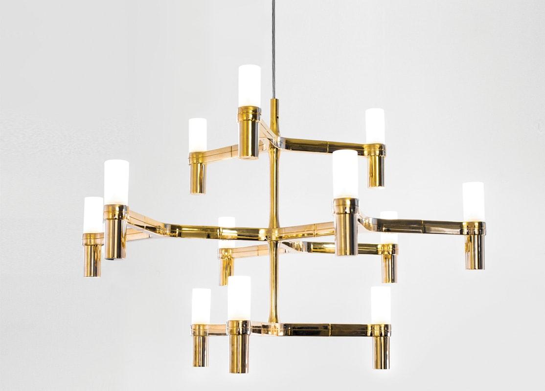 NEMO Crown lampada gold