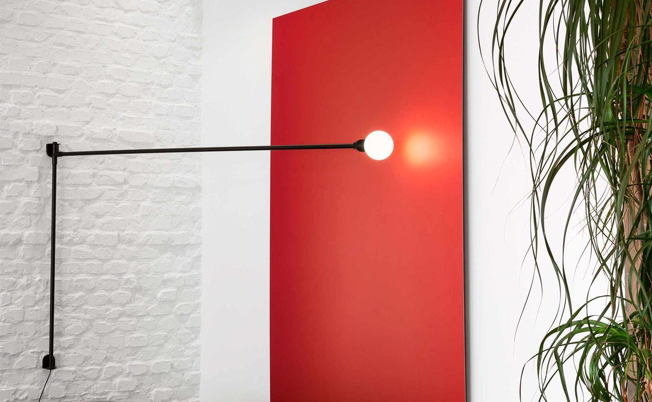 NEMO_Potence_Pivotante lampada parete gallery