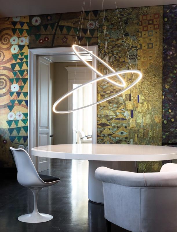 NEMO Ellisse lampada sospensione gallery 4