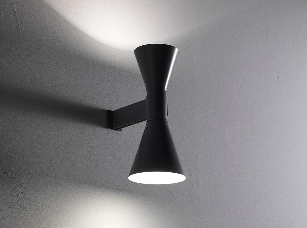 Lampe de Marseille lampada a parete