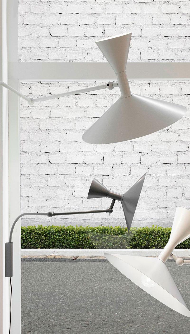Nemo Lamp de marseille lampada parete gallery