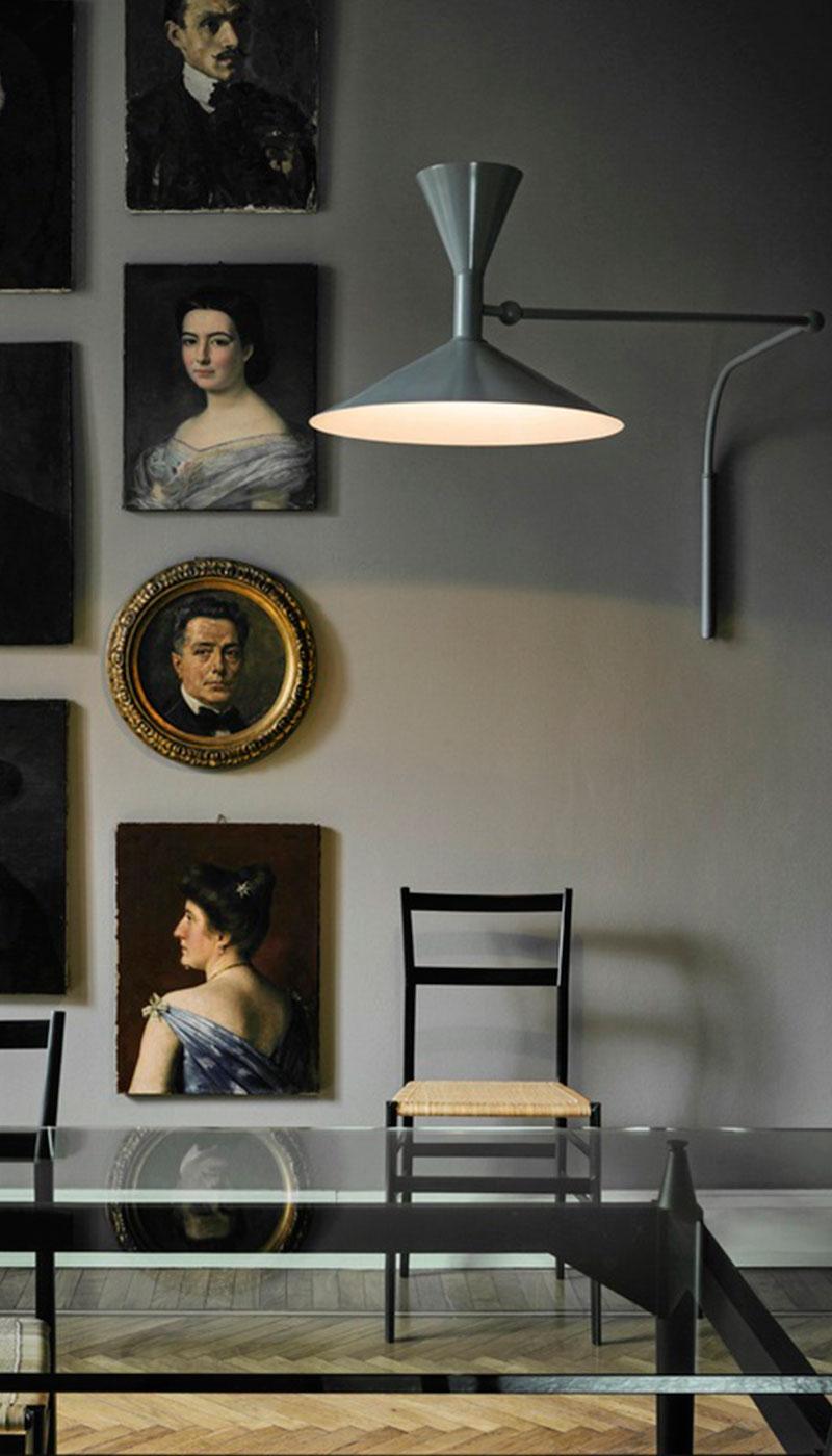 Nemo Lampe de marseille lampada parete gallery